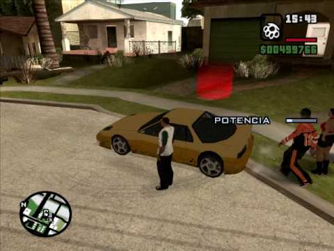 LOQUENDO GTA SA ZOMBIES 1 2
