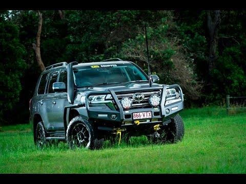 TJM 4x4 Equipped - Toyota LandCruiser 200 Series