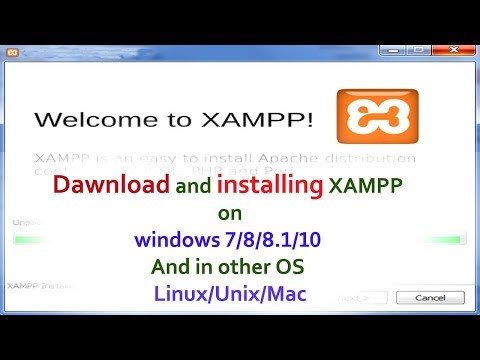 Xxx Mp4 How To Install Xampp Server In Windows 8 1and Dawnload XAMP Server On Win 7 8 8 1 Linux Mac 3gp Sex