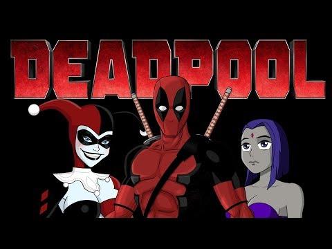 Cartoon Hook-Ups: Deadpool Compilation (Every Deadpool Hook-Up Feat. Quinton Flynn)