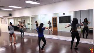 Kajra Re - Bunty Aur Babli - Dance  Rehearsal - Choreography - Cre8ive Arts