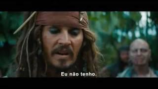 Piratas do Caribe 4: Navegando em Águas Misteriosas (trailer)