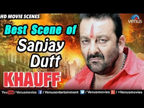 Best Scene of Sanjay Dutt | Hindi Movies | Khauff | Bollywood Action Scenes | Sanjay Dutt Movies
