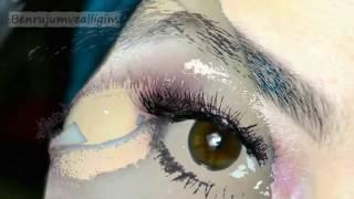 Pembe Tonlarında Göz Makyajı 💄💗 #İnstagram
