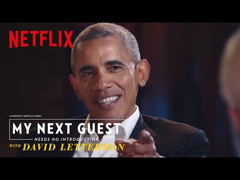 Why Obama Stays in the Pocket with His Dad Moves My Next Guest Needs No Introduction Netflix