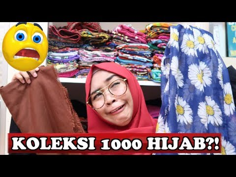 Xxx Mp4 BONGKAR ISI LEMARI HIJAB RICIS Wow Koleksi 1000 Hijab Tapi Yang Dipake Cuma Satu 3gp Sex