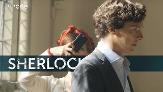 Back on set - Sherlock: Series 4 | Behind the Scenes - BBC One