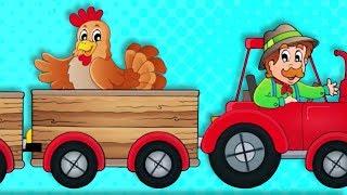 Dedemin Bir Çiftliği Var - En Sevilen Çocuk Şarkıları