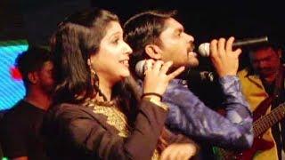 ഒരു തകർപ്പൻ ഹിന്ദി ഗാനവുമായി നമ്മുടെ പ്രിയ ഗായകർ | Super Hit Songs | Stage Show | Hit Hindi Songs