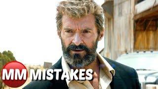 10 Logan Movie Mistakes You Didn