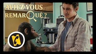 Aviez - vous remarqué ? #61 - La Planète des singes : les origines