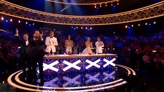 Britain's Got Talent 2017 Live Finals Results The Winner is Announced Full S11E18