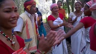 Tracing the origin of Deori Tribe through oral tradition/folk songs.