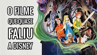 O Filme Que Quase Faliu a Disney