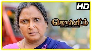 Kollidam Tamil Movie Scenes | Vadivukkarasi | Nesam Murali captivates the police
