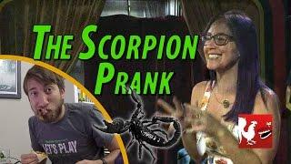 RT Life - The Scorpion Prank