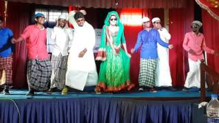 Funny oppana by boys-KiDS campus Arts fest 2014