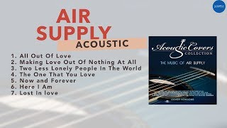NON-STOP Music of Air Supply (Acoustic Covers)
