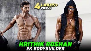 Hrithik Roshan Could He Be A Bodybuilder? | Hrithik Roshan Workout Bodybuilding