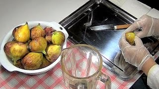 HOW TO MAKE FIG JELLY (HomeSchool, Cooking)