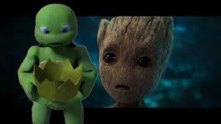 TMNT GOTG VOL. 2 Trailer 2