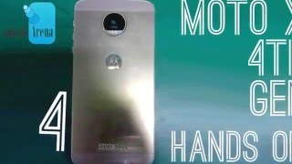 Flagship  MOTOROLA Moto X (4th gen) expected in September 2016
