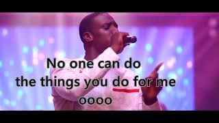 Joe Mettle - Bo Noo Ni  ft  Luigi Maclean (Lyric Video/Live)