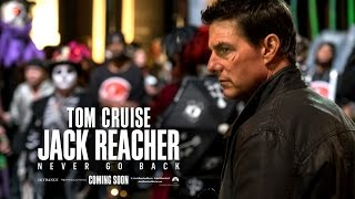Jack Reacher: Never Go Back | Trailer #1 | Paramount Pictures India