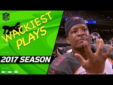 Xxx Mp4 The Weirdest Wackiest Plays Of The 2017 Season 😂 NFL Highlights 3gp Sex