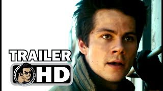 MAZE RUNNER 3: THE DEATH CURE Official Trailer (2018) Dylan O