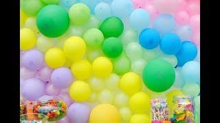 Learn Numbers with Baloon Popsicles Song | 3D Rhymes For Children in English
