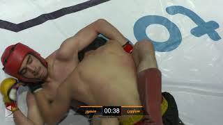 4th National Amateur MMA Trials - Mansor Vs Sabawon