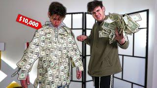 $10,000 MONEY SUIT Challenge!