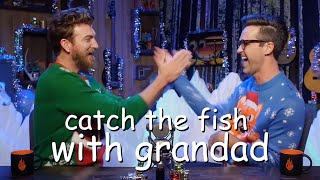rhett and link behaving like children for 7 more minutes (part 2)