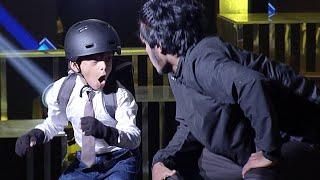 D5 Junior | Chaitik with a stunning performance  | Mazhavil Manorama