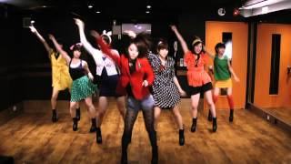 Roly Poly-T-ARA / Dance Cover by UFZS