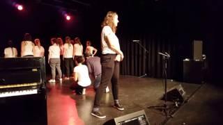 USVA Musical Choir 2016 Cell block tango