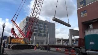 Giant Crane - Auburn Crane and Rigging