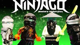 LEGO Ninjago Movie 4 - REALM WARS!