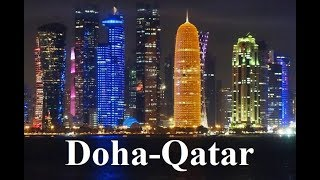 Qatar/Doha (Night Tour/Pearl-Dhow Harbour) Part 17