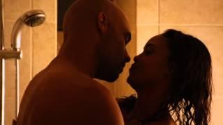 ADDICTED Movie Clip 'Under the Shower'