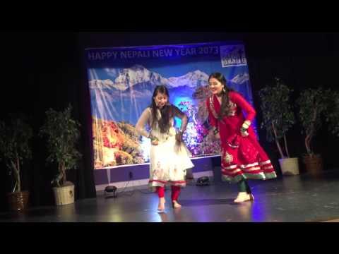 Nepali New Year 2073 Dance- Hariya Chura