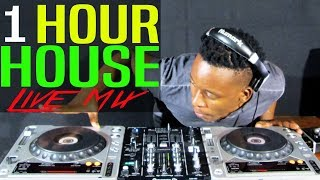 1 HOUR OF REAL HOUSE MUSIC LIVE MIX 05 OCTOBER 2018 BY ROMEO MAKOTA