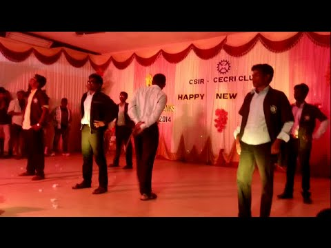 CECRI Ukobachs's Tamil Comedy Skit in New Year 2015 Celebration
