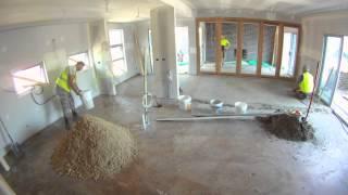 CSR House Timelapse construction