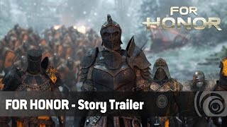 For Honor – Story Trailer | Ubisoft [DE]