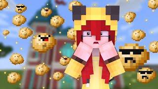 A MALENA TROLLOU O CASTELO DISNEY EM NÍVEL HARDCORE   Minecraft LENDÁRIO #33