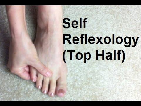 Xxx Mp4 Self Reflexology Top Of Foot Massage Monday 223 3gp Sex