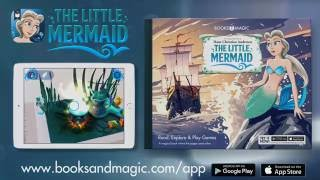 The Little Mermaid - A Magical Augmented Reality Book - Release summer 2016