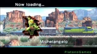 Teenage Mutant Ninja Turtles: Smash Up - Full Story Arcade Mode - Max Difficulty - HD